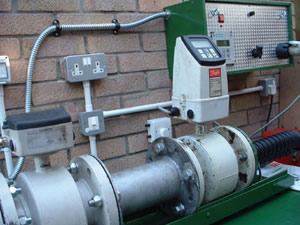 Flow Meter Testing Facilities UK